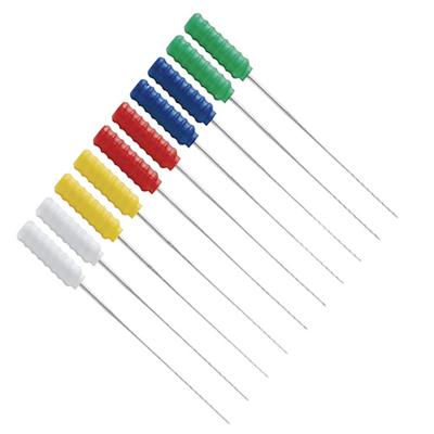Pulpaexstirpator - 25 mm, Größe 1-5 (10 Pkg.)