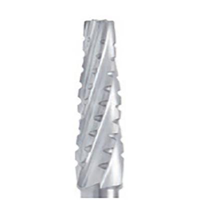 FG Fissurenbohrer |  Kreuzverzahnung | Konus | 701L | 19mm | 50 Stück