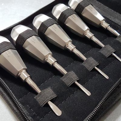 Luxator Set | Größe 1-5 | stubby handle (kurzer Griff)