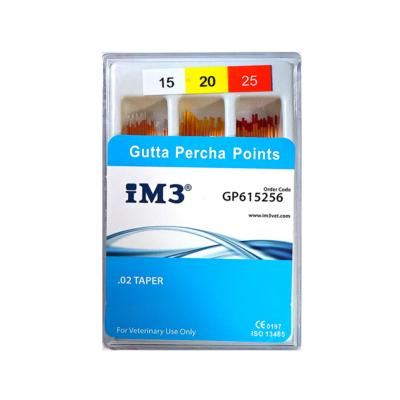 Guttapercha | 60mm | 15-25 | 60 Stk./Pkg.