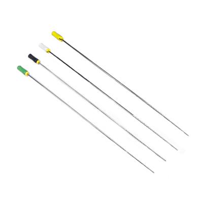 H-Feilen | Stahl | 120mm | 0.35-0.50 | Set
