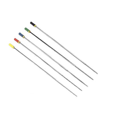 H-Feilen | Stahl | 120mm | 1,00 - 1,40 | Set