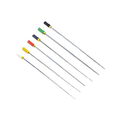 H-Feilen Set | Stahl | 80mm | 0.45 - 0.8 | 6 Stk./Pkg.