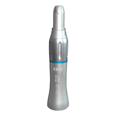 1:1 | Low-Speed | Straight Nose Cone (blau) für HP Bohrer (Nager)