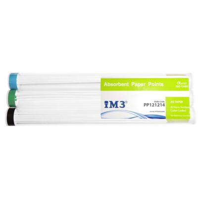 Paper Points   120 mm lang   120-140   30 Stk./Pkg.