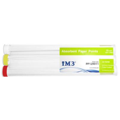 Paper Points | 120 mm lang | 90-110 | 30 Stk./Pkg.