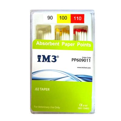 Paper Points | 60 mm lang | 90-110 | 60 Stk./Pkg.