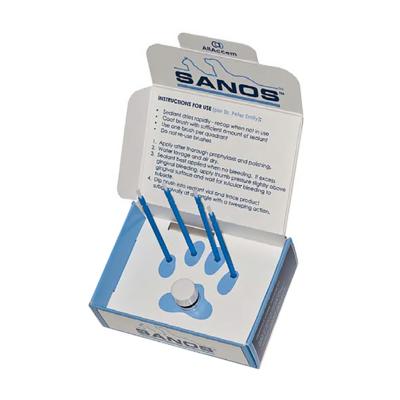 SANOS Veterinary Dental Sealant - Kit für die einmalige Anwendung