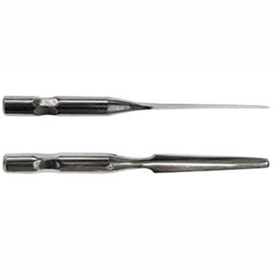 Vet Tome Standard Spitze flach 37 mm lang (5er Pack)