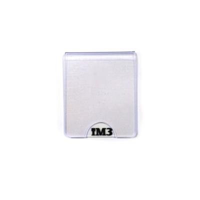 Plexiglas Schutzhülle für Speicherfolie Größe 4
